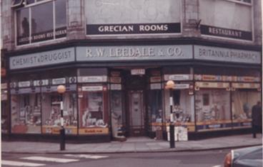 Leedale in the 1960s