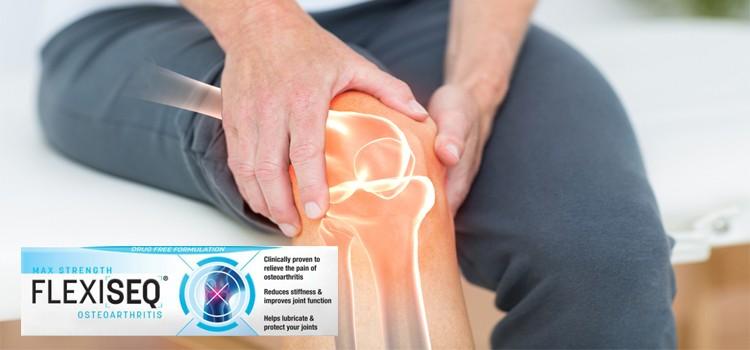 Flexiseq – Pain Relief Gel