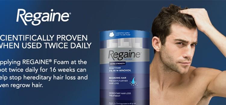 Regaine – Hair Loss Treatment
