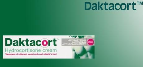 What is Daktacort HC Cream Used for?