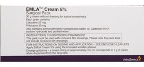 What is EMLA Cream?