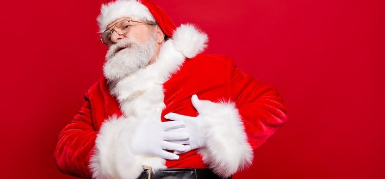 Christmas 2018: Tackling Heartburn and Indigestion