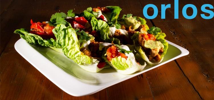 Fajita Lettuce Cups - With Orlos