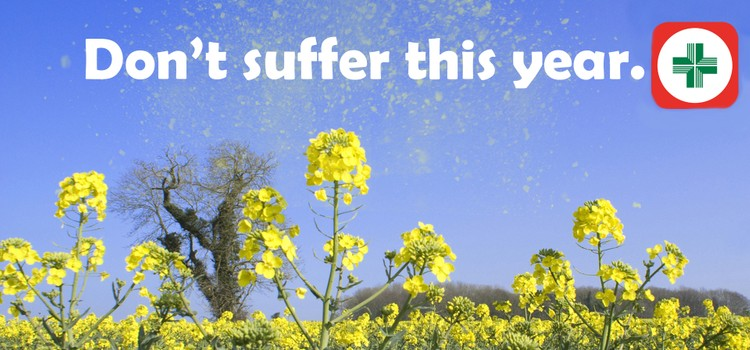Hay Fever - Here To Help!