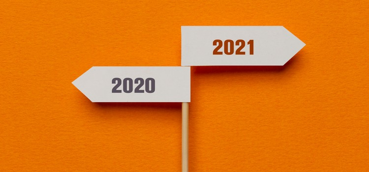 A lookback at 2020 and What Social Distancing means for the New Year