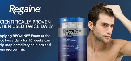 Regaine - What are the facts about hair loss?