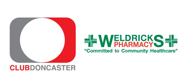 Weldricks Pharmacy Forms Partnership with Club Doncaster