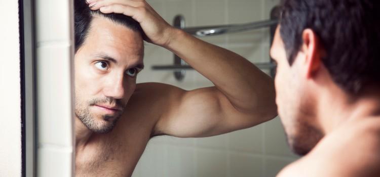 Regaine Encourages Hair Regrowth