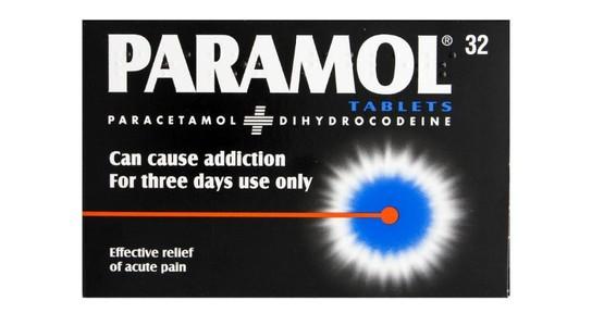 Paramol Opioids