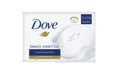 Dove Beauty Bar Original 100g Pack of 2