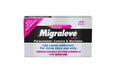 Migraleve Pink Tablets Pack of 24