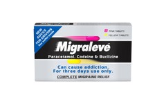 Migraleve Complete 8 Pink & 4 Yellow Tablets