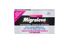 Migraleve Tablets Pink Pack of 12