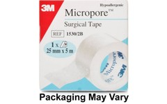 Micropore Surgical Tape 25mm x 5m