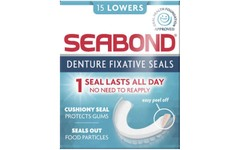 Seabond Original Lower Denture Fixatives Pack of 15