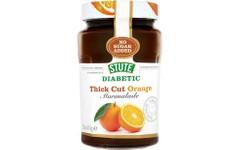 Stute Diabetic Thick Cut Orange Marmalade 430g