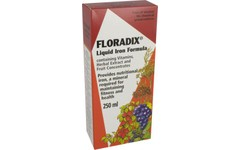 Floradix Formula Herbal Iron Extract 250ml