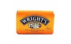 Wrights Bath Soap Coal Tar 125g