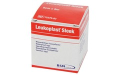 Leukoplast Sleek Waterproof Tape 7.5cm x 5m