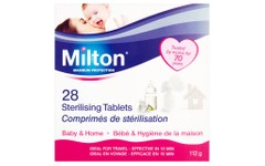 Milton Sterilising Tablet Pack of 28