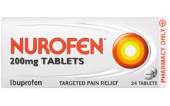 Nurofen 200mg Tablets Pack of 24