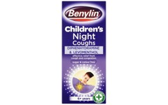Benylin Childrens Night Coughs 6+ Years 125ml