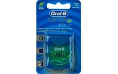 Oral B Satin Floss Mint 25m