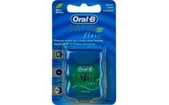 Oral B Satin Floss Mint 25m