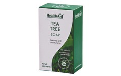 HealthAid Tea Tree Oil Soap 100g
