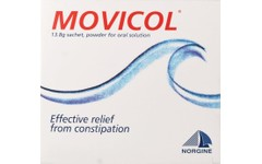 Movicol Lemon & Lime Powder Sachets Pack of 30