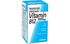 HealthAid Vitamin B12 1000mcg Tablets Pack of 100