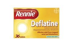 Rennie Deflatine Tablets Pack of 36