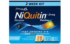 Niquitin 21mg Patches Clear Step 1 Pack of 14
