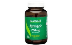 HealthAid Turmeric 750mg Tablets Pack of 60