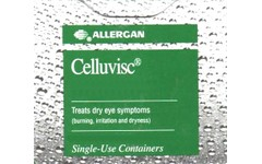 Celluvisc Dry Eye Preparation 1% (0.4ml) Pack of 30
