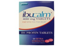 Ibuprofen 400mg Tablets Pack of 48