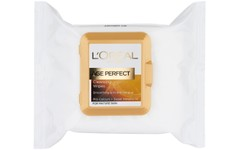 L'Oreal Age Perfect Cleansing Wipes Pack of 25