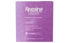 Regaine Regular Strength For Women 60ml