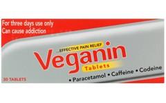 Veganin Tablets Pack of 30