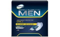 TENA Men Level 2 Pack of 10 x 3