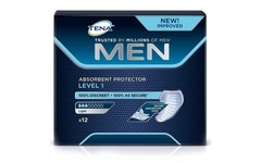 TENA Men Level 1 Pack of 12