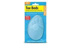 Profoot Toe Beds Gel Cushions Womens 1 Pair