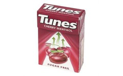Tunes Menthol Cherry 37g