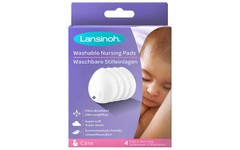 Lansinoh Washable Nursing Pads Pack of 4