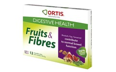 Ortis Fruits & Fibres Cubes Pack of 12