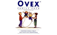 Ovex Tablets Family Pack of 4