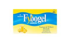 Fybogel Lemon Flavoured Laxative Sachets Pack of 30 x 4