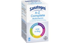 Sanatogen A-Z Complete One-a-day Pack of 30