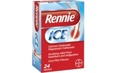 Rennie Ice Tablets Pack of 24