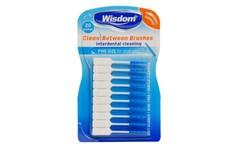 Wisdom Clean Between Interdental Brushes Pack of 20